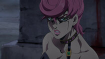 JoJo no Kimyou na Bouken: Ougon no Kaze - Episode 35 - The Requiem Quietly Plays, Part 2