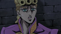 JoJo no Kimyou na Bouken: Ougon no Kaze - Episode 34 - The Requiem Quietly Plays, Part 1