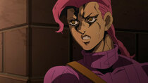 JoJo no Kimyou na Bouken: Ougon no Kaze - Episode 33 - His Name Is Diavolo