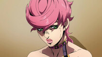 JoJo no Kimyou na Bouken: Ougon no Kaze - Episode 28 - Beneath a Sky on the Verge of Falling