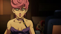 JoJo no Kimyou na Bouken: Ougon no Kaze - Episode 25 - Spice Lady