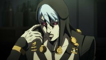 JoJo no Kimyou na Bouken: Ougon no Kaze - Episode 21 - The Mystery of Emperor Crimson