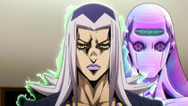JoJo no Kimyou na Bouken: Ougon no Kaze - Episode 18 - Head to Venice!