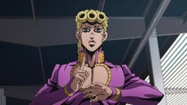 JoJo no Kimyou na Bouken: Ougon no Kaze - Episode 1 - Golden Wind