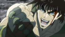 JoJo no Kimyou na Bouken - Episode 26 - The Man Who Became a God