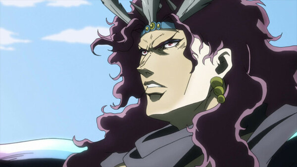 JoJo no Kimyou na Bouken - Ep. 25 - Birth of the Ultimate Being!