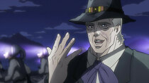 JoJo no Kimyou na Bouken - Episode 23 - The Warrior Returns to the Wind