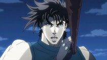 JoJo no Kimyou na Bouken - Episode 17 - Weave an Intricate Trap!