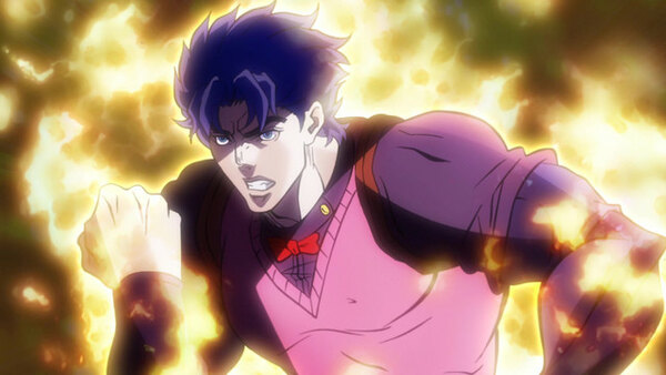 JoJo no Kimyou na Bouken - Ep. 6 - Courage for Tomorrow