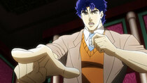 JoJo no Kimyou na Bouken - Episode 2 - A Letter from the Past