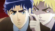 JoJo no Kimyou na Bouken - Episode 1 - Dio the Destroyer