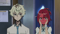 Kiznaiver - Episode 3 - Depending on How You Look At It, I Think We Could Get Through...