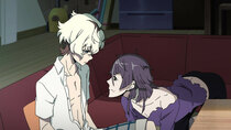 Kiznaiver - Episode 10 - You Knew Very Well That Your Romantic Feelings Might Be Unrequited,...