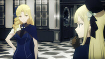 Lord El-Melloi II-sei no Jikenbo: Rail Zeppelin Grace Note - Episode 6 - A Girl, a Department Store, and a Gift