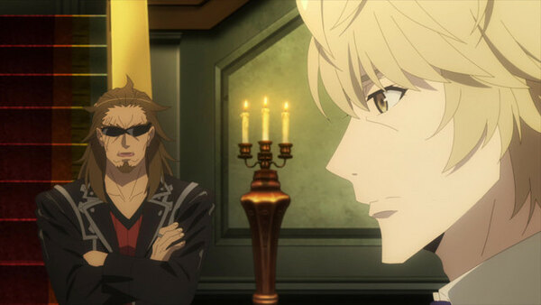 Lord El-Melloi II-sei no Jikenbo: Rail Zeppelin Grace Note - Ep. 5 - The Lance That Shines to the End of the World and the Fairy Eyes