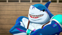 Monster Strike The Animation - Episode 39 - The Scaly-Skin Pirates
