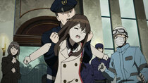 Occultic;Nine - Episode 3 - She Cracked