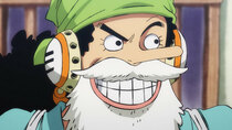 One Piece - Episode 892 - The Land of Wano! To the Samurai Country Where Cherry Blossoms...