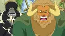One Piece - Episode 890 - Marco! The Keeper of Whitebeard's Last Memento!