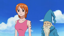 One Piece - Episode 889 - Finally, It Starts! The Conspiracy-filled Reverie!