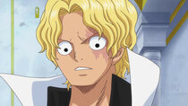One Piece - Episode 888 - Sabo Enraged! The Tragedy of the Revolutionary Army Officer Kuma!