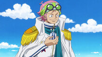 One Piece - Episode 879 - To the Reverie! The Straw Hats' Sworn Allies Come Together!
