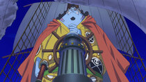One Piece - Episode 873 - Pulling Back from the Brink! The Formidable Reinforcements: Germa!
