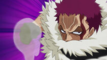 One Piece - Episode 857 - Luffy Fights Back! The Invincible Katakuri's Weak Point!