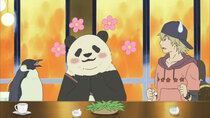 Shirokuma Cafe - Episode 47 - South Pole Squad Penguinger / Even More, What is Roasting!?