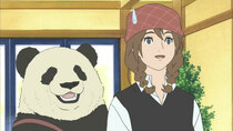 Shirokuma Cafe - Episode 16 - Mr. Grizzly Goes On an Adventure / A Strange Restaurant