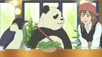 Shirokuma Cafe - Episode 2 - Everyone's Cafe / Cafe's Cherrry Blossom Viewing
