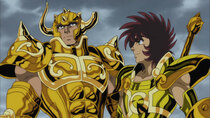 Saint Seiya: Soul of Gold - Episode 5 - God Cloth's Ultimate Power!