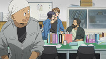 Gin no Saji - Episode 5 - Hachiken Has His Hands Full