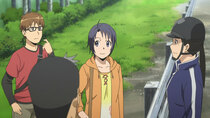 Gin no Saji - Episode 3 - Hachiken Jumps High