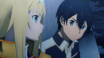 Sword Art Online: Alicization - Episode 19 - The Seal of the Right Eye