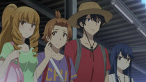 Kono Yo no Hate de Koi o Utau Shoujo Yu-no - Episode 15 - A Summer That Won't Come Back