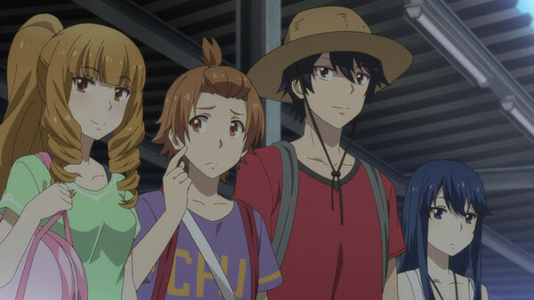 Kono Yo no Hate de Koi o Utau Shoujo Yu-no - Ep. 15 - A Summer That Won't Come Back