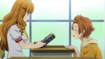 Kono Yo no Hate de Koi o Utau Shoujo Yu-no - Episode 8 - The Sparrows and Swallows Know Not