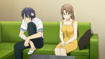 Kono Yo no Hate de Koi o Utau Shoujo Yu-no - Episode 3 - Tears That Can't Be Stopped