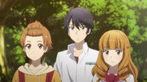 Kono Yo no Hate de Koi o Utau Shoujo Yu-no - Episode 2 - Parallel World Constitutive Theorem