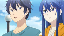 Kono Yo no Hate de Koi o Utau Shoujo Yu-no - Episode 16 - Within Unmoving Time