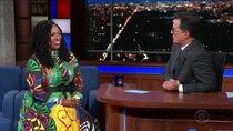 The Late Show with Stephen Colbert - Episode 193 - Jada Pinkett Smith, Rep. Ayanna Pressley, Goo Goo Dolls