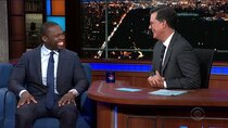 "The Late Show with Stephen Colbert - Episode 194 - Curtis ""50 Cent"" Jackson, Jillian Bell, Tori Kelly"