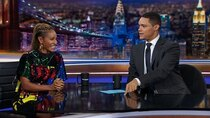 The Daily Show - Episode 144 - Bill de Blasio & Jada Pinkett Smith
