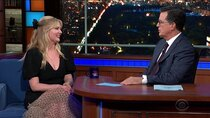 The Late Show with Stephen Colbert - Episode 195 - Kirsten Dunst, Adam Devine, Lee Pace