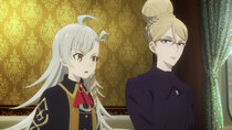 Lord El-Melloi II-sei no Jikenbo: Rail Zeppelin Grace Note - Episode 7 - Rail Zeppelin 1/6: A Train Whistle of Departure and the First...