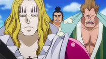 One Piece - Episode 898 - The Headliner! Hawkins the Magician Appears!
