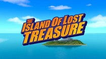Blaze and the Monster Machines - Episode 1 - The Island of Lost Treasure