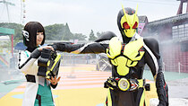 Kamen Rider - Episode 1 - I'm the President and a Kamen Rider