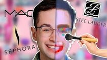 The Try Guys - Episode 70 - Which Makeup Counter Gives The Best Custom Makeover? • Candid...